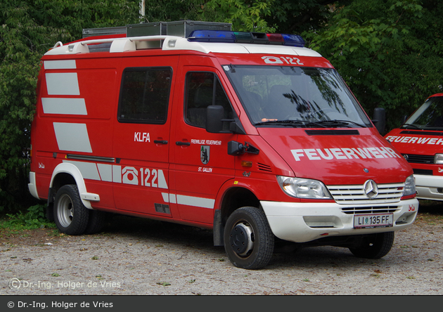 St. Gallen - FF - KLFA