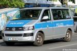 B-30158 - VW T5 Multivan - Kleinbus mit Funk