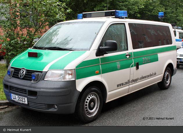 LA-2023 – VW T5 – FuStW (a.D.)