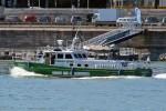 Budapest - Vám- és Pénzügyőrség - Zollboot HANNOVER
