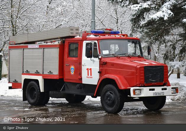 Moskau - FW - SW