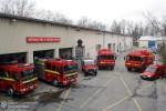GB - Defence Fire & Rescue Service Sennelager - Normandy Kaserne Paderborn