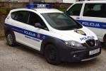 Knin - Policija - Granična Policija - FuStW