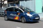 Almería - Cuerpo Nacional de Policía - FuStW - 50I