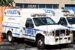 NYPD - Queens - Fleet Services Division - Werkstattwagen 8419
