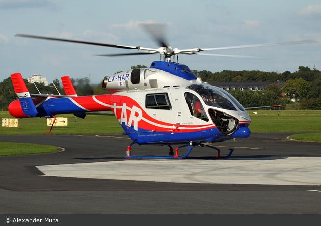 LX-HAR (c/n: 900-00105)