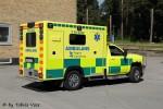 Sandviken - Landstinget Gävleborg - Ambulans - 3 26-9240