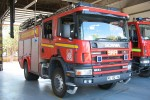 Dhekelia - Defence Fire & Rescue Service - HLF - E26F (a.D.)