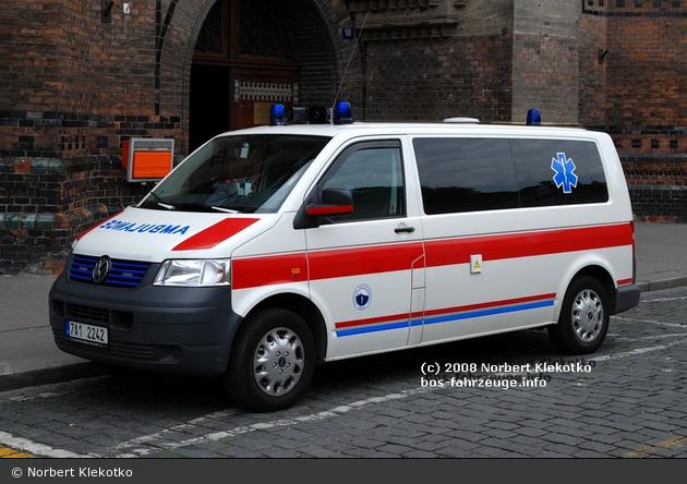 Praha - VFN - KTW