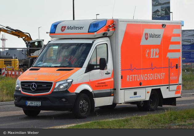 Johannes Frankfurt - RTW (F-MH 1121)