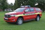 GB - Sennelager - Defence Fire & Rescue Service - PKW (Florian Paderborn 33 PKW 01)