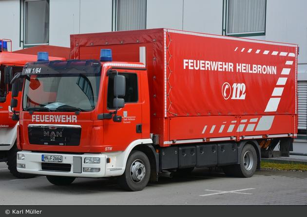 Einsatzfahrzeug Florian Heilbronn 01 74 02 Bos Fahrzeuge