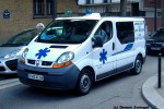 Orly - Ambulances du Saint Bernard - KTW