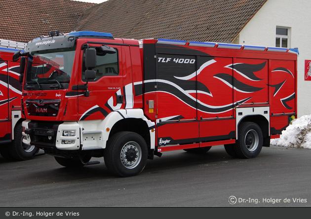 MAN 18.340 4x4 - Ziegler - TLF 4000
