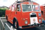 Briton Ferry - Glamorgan County Fire Service - Water Tender (a.D.)