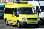 Krankentransport Ambulanz Kamann - KTW (B-GC 4048)