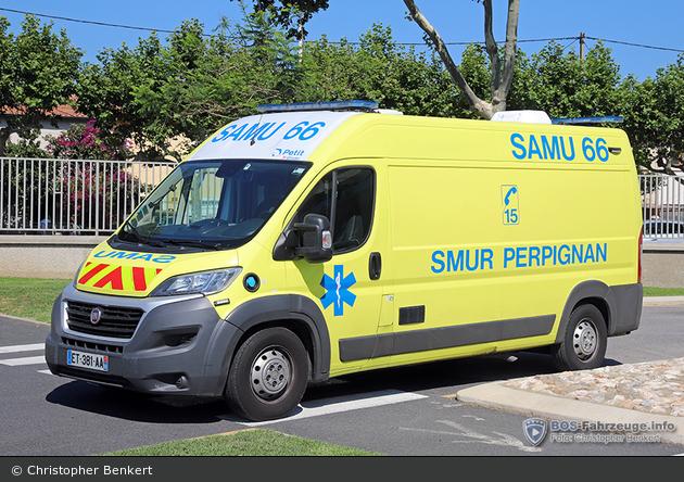 Perpignan - SAMU 66 - NAW - UMH