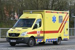 Kortrijk - Brandweer - RTW - Z311