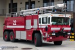US - Spangdahlem - US Air Force Fire Dept. - FLF - Crash 22