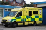 Crosby - North West Ambulance Service - Ambulance