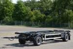 BP56-108 - Hüffermann HPR 18.70 - Container-Anhänger