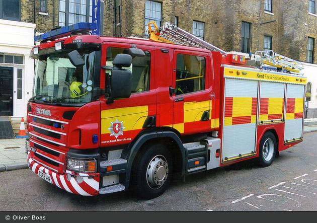 Dover - Kent Fire & Rescue Service - RPL