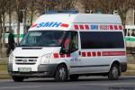 Krankentransport SMH - KTW (B-NR 1041)