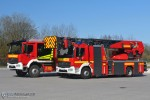 SH - FF Henstedt-Ulzburg - HLF 20 und DLK 23/12