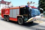 Rostock - Feuerwehr - FlKfz Mittel, Flugplatz
