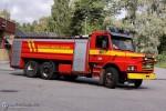 Hofors - Gästrike RTJ - Tankbil - 2 26-8140
