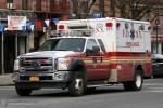 FDNY - EMS - Ambulance 073 - RTW