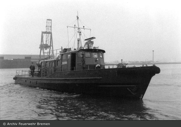 Florian Bremen Feuerlöschboot 3 (a.D.)
