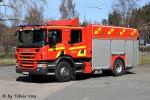 Norrahammar - Räddningstjänsten Jönköping - Släck-/Räddningsbil - 2 43-1510