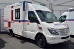 Mercedes-Benz Sprinter - Binz Ambulance- und Umwelttechnik - RTW