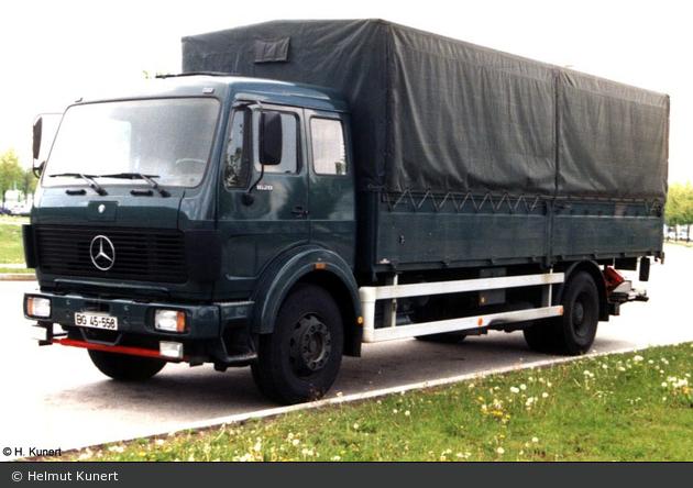 BG45-558 - MB 1632 - LKW