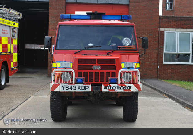 Maidenhead - Royal Berkshire Fire and Rescue Service - L6P