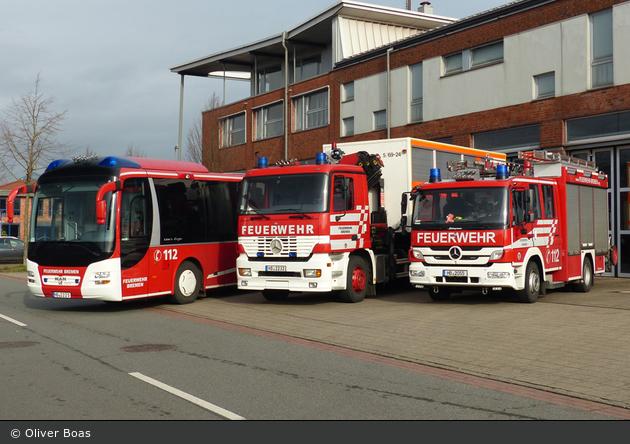 HB - BF Bremen - FRW 5 Rettungsdienst im Jubiläumsjahr 2020