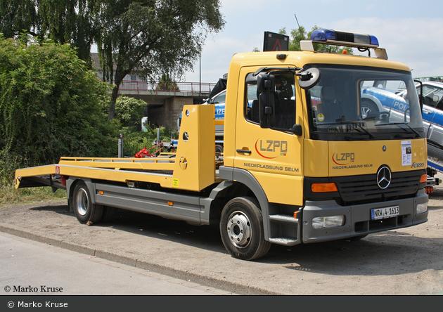 NRW4-1613 - MB Atego 818 - Servicewagen LZPD
