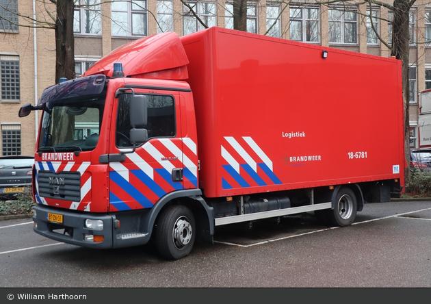 Papendrecht - Brandweer - GW-L - 18-6781