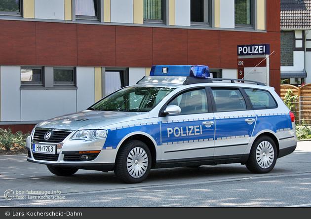 HH-7208 - VW Passat Variant - FuStW