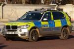London - Metropolitan Police Service - Specialist Firearms Command - FuStW - FJK