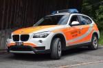 Triesenberg - Gemeindepolizei - Patrouillenwagen