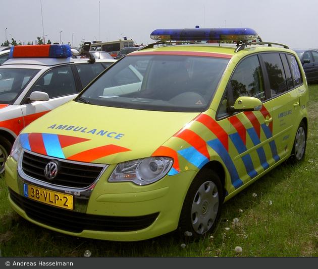 Utrecht - RAVU - PKW - 09-806