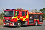 Wragby - Lincolnshire Fire & Rescue - WrL/R