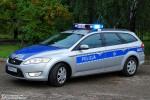 Augustów - Policja - FuStW - M400