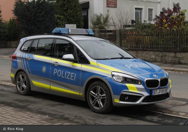 BT-P 8935 - BMW 220d - FuStW