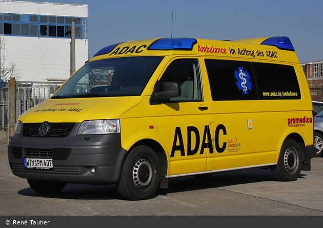 Adac Krankentransport