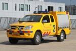 Beek - Luchthavenbrandweer Maastricht Aachen Airport - KdoW - 02