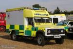 Folkestone - British Red Cross - Ambulance