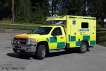 Sandviken - Landstinget Gävleborg - Ambulans - 3 26-9220